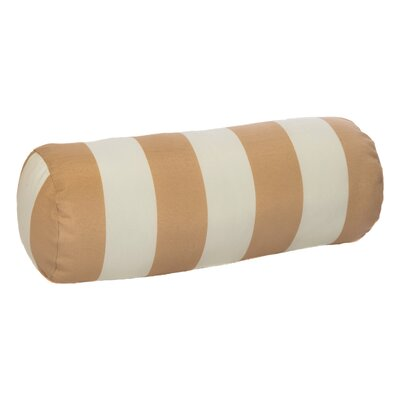 Bolster Pillow Color: Beige