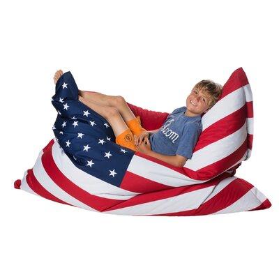 USA Bean Bag Lounger