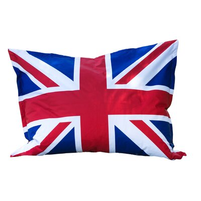 Union Jack Bean Bag Lounger