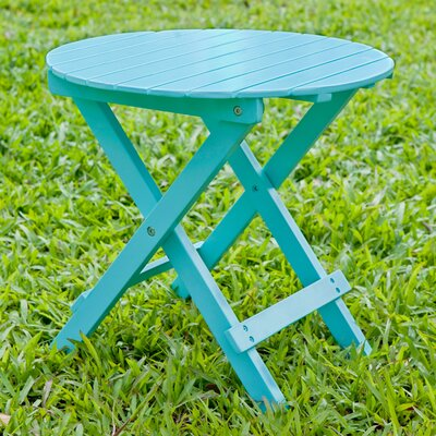 Round Side Table Finish: Mint