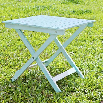 Square Side Table Finish: Mint