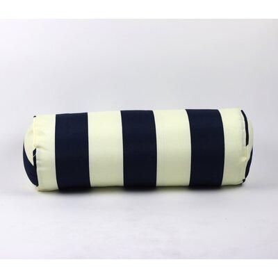 Bolster Pillow Color: Navy
