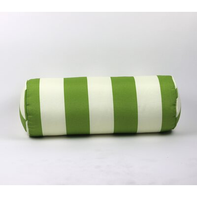 Bolster Pillow Color: Green