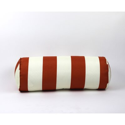 Bolster Pillow Color: Burnt Orange