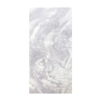 12 x 24 Marble Field Tile in Blue Argentino