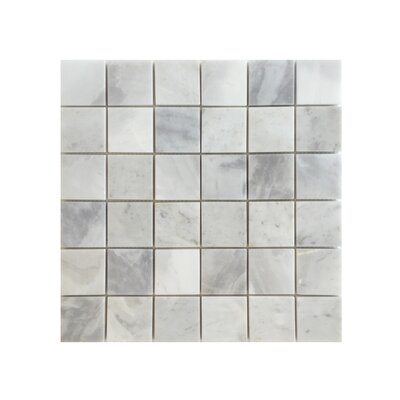 2 x 2 Square Mosaic Polished in Blue Argentino