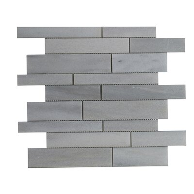 Siberian Marble Mosaic Tile in Gray
