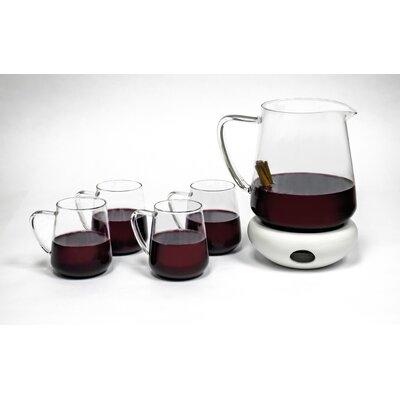 Mullled Wine Set v32002