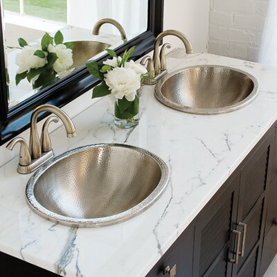 Oval Bathroom Undermount Sink
