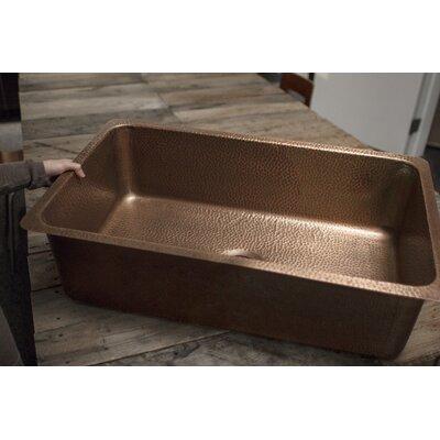 David 31.25 x 18.25 Undermount Kitchen Sink
