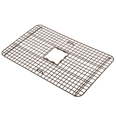 Wright 28 W x 17 D Kitchen Sink Bottom Grid