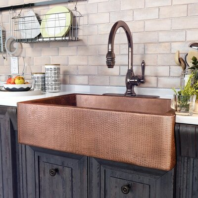 Adam 33 x 22 Farmhouse/Apron Kitchen Sink