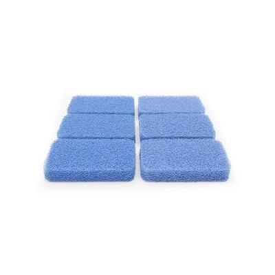 Breeze Non-Scratch and Odor Resistant Silicone Scrubber