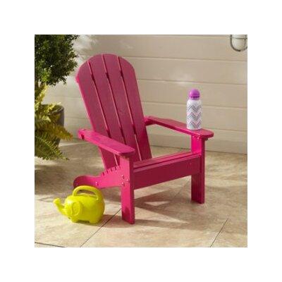 Adirondack Chair Finish: Pink