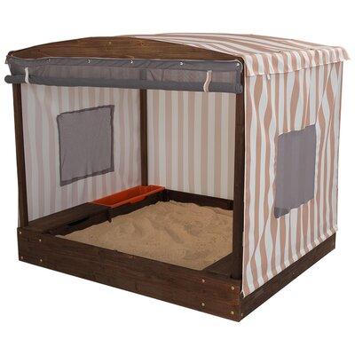 Cabana 4.77' Rectangular Sandbox