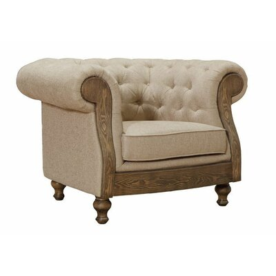Barstow Chesterfield Chair