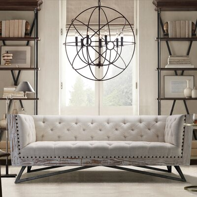 Regis Chesterfield Sofa