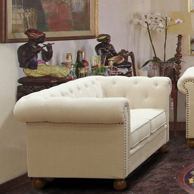 Winston Chesterfield Loveseat