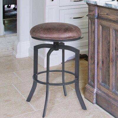 Studio 26 Swivel Bar Stool with Cushion