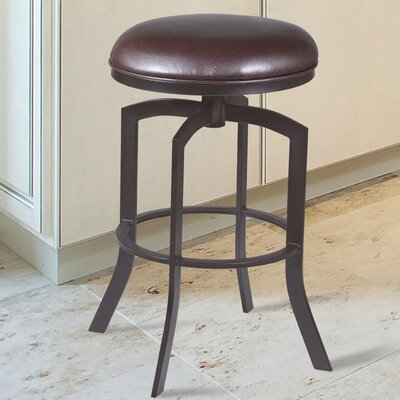 Studio 26 Swivel Bar Stool with Cushion