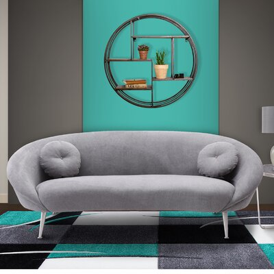 LCHO3MI ARA3187 Armen Living Hollywood Sofa