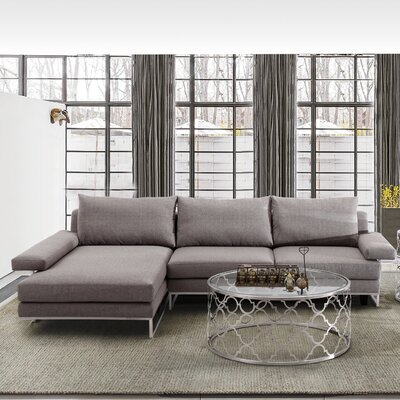 Cain Reversible Chaise Sectional