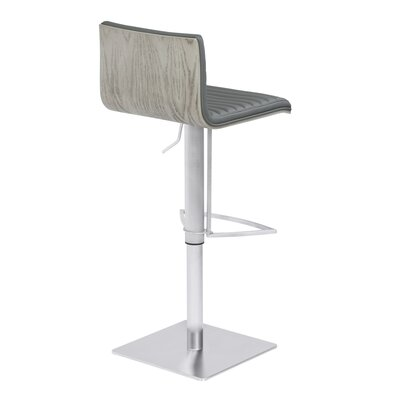 Harrell Adjustable Height Bar Stool