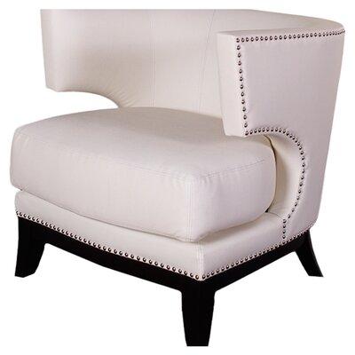 Eclipse Club Chair Color: Cream