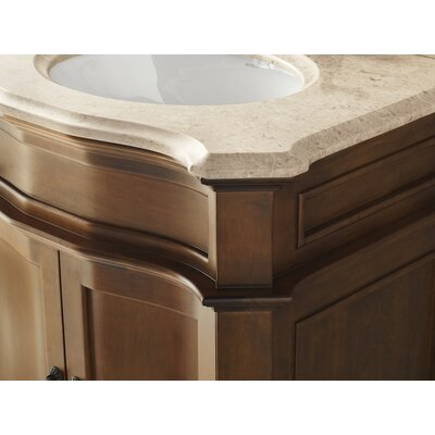 Bordeaux 31 Single Bathroom Vanity Top