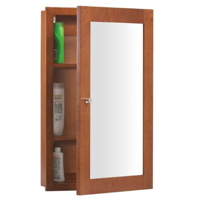 Aline 18 x 29 Recessed or Surface Mount Medicine Cabinet