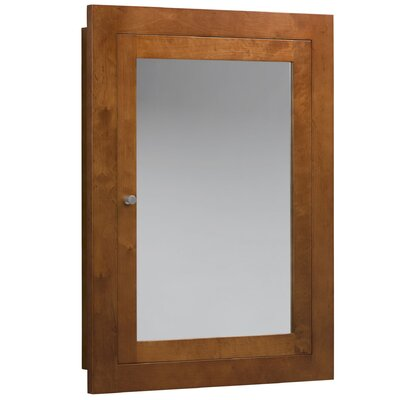 Neo-Classic 24.44 x 32.44 Recessed or Surface Mount Medicine Cabinet