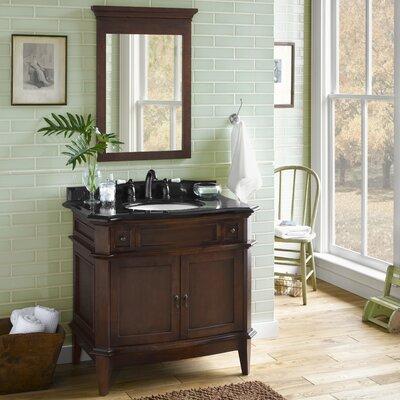Traditions Solerno 37 Single Bathroom Vanity Set