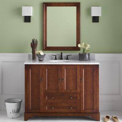 Traditions Milano 50 Single Bathroom Vanity Set