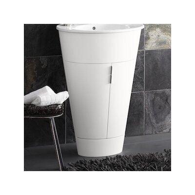 Leonie 23 Single Bathroom Vanity Base