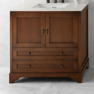 Milano 36 Single Bathroom Vanity Base