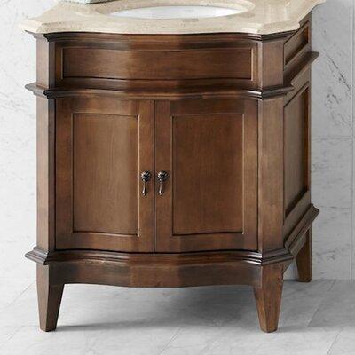 Solerno 30 Single Bathroom Vanity Base
