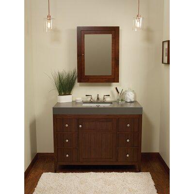 Briella 48 Bathroom Vanity Set