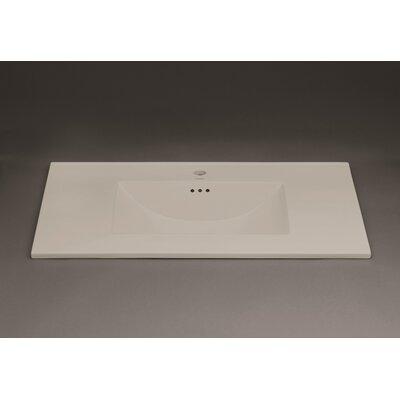 Kara 37 Single Bathroom Vanity Top