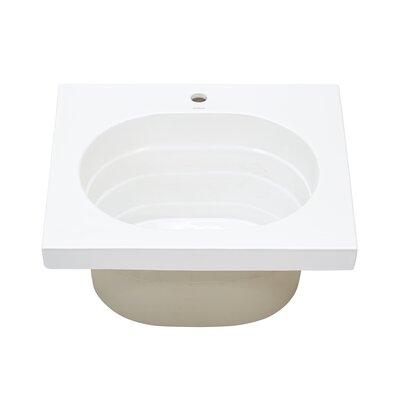 Ashland 25 Single Bathroom Vanity Top
