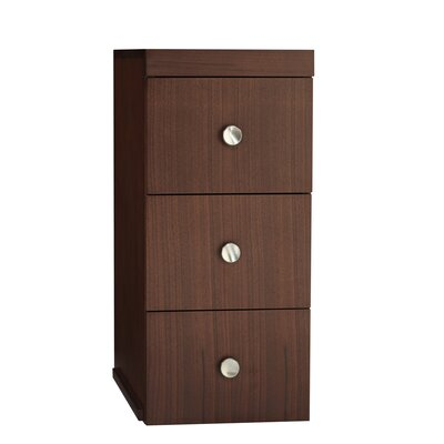 Briella 12 Vanity Base Bridge in American Walnut