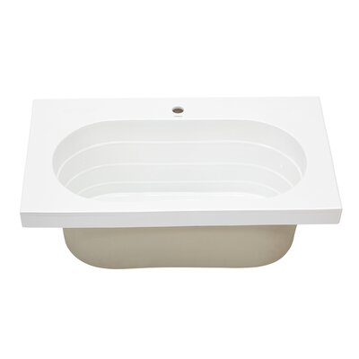 Ashland 37 Single Bathroom Vanity Top