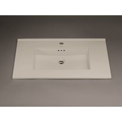Larisa Self Rimming Bathroom Sink