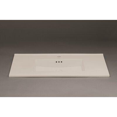 Larisa  37 Single Bathroom Vanity Top