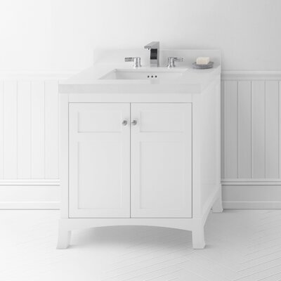 Briella 30 Single Bathroom Vanity Base