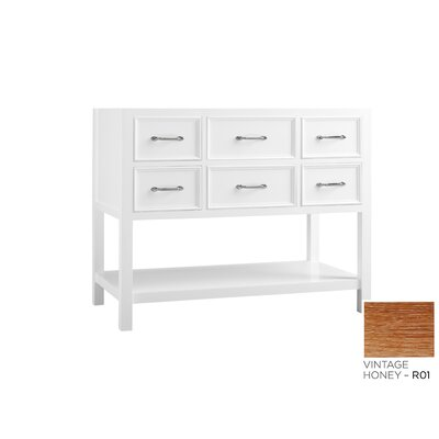 Newcastle Wood Cabinet Vanity Base