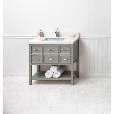 Newcastle 36 Single Bathroom Vanity Set