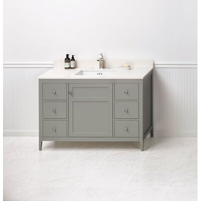 Briella 48 Single Bathroom Vanity Set