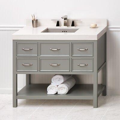 Newcastle 42 Bathroom Vanity Set