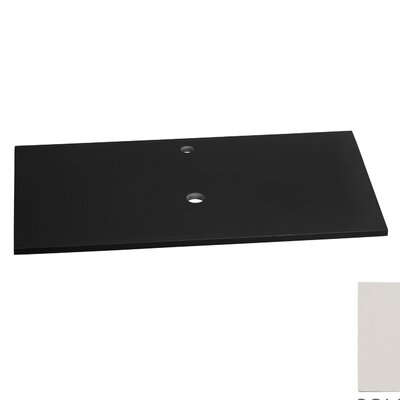 TechStone? 37 Single Bathroom Vanity Top
