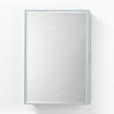 Zuri 22.5 x 32.5 Recessed or Surface mount Medicine Cabinet
